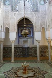 Somewhere in Meknes...