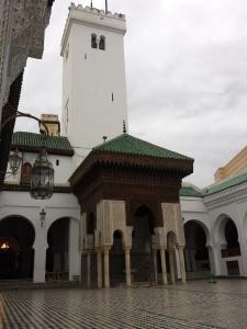 Qarawiyyin Mosque - Fez